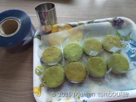 entremet pistache framboise creme amande15
