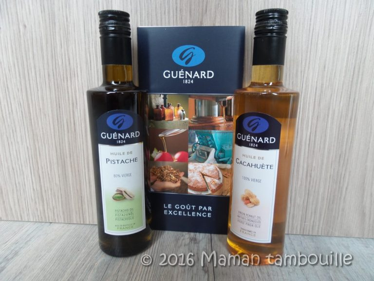 Read more about the article Les huiles Guenard {partenariat}