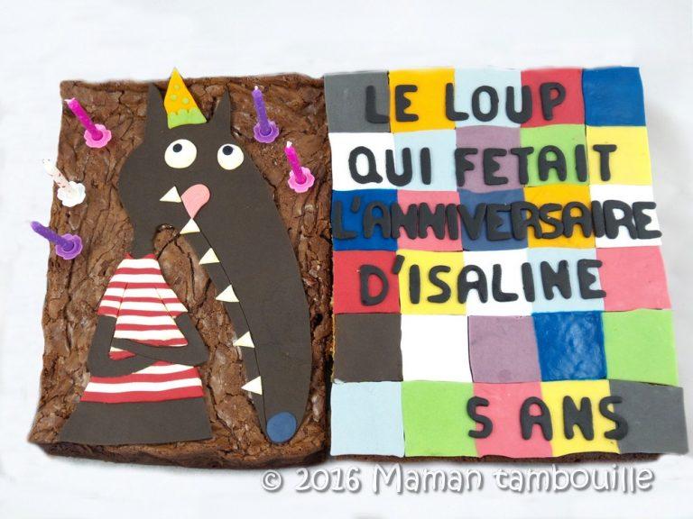 Read more about the article Gâteau le loup