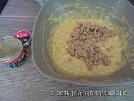 cake aux legumes et terrine henaff13