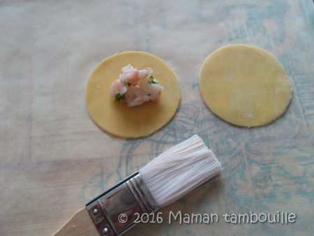 ravioles crevette safran05