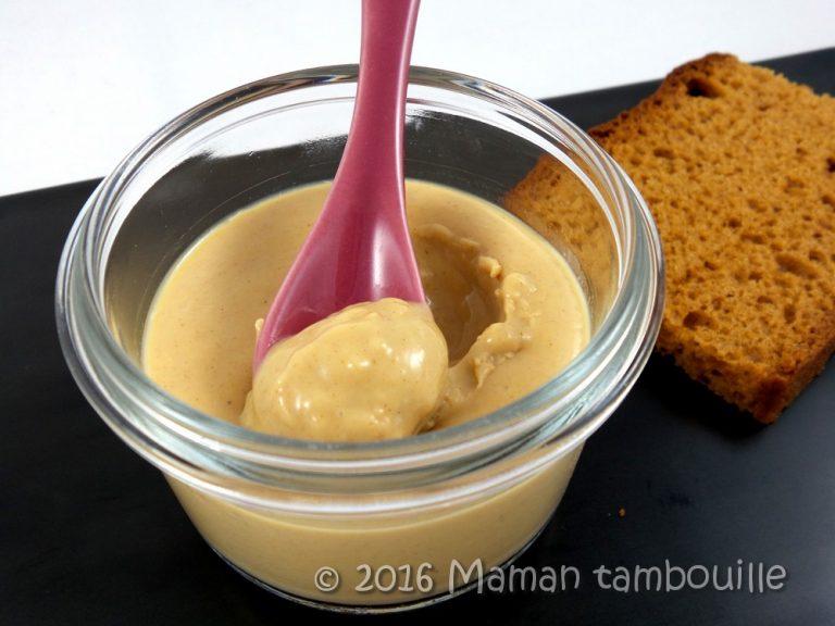 Read more about the article Crème au pain d'épices