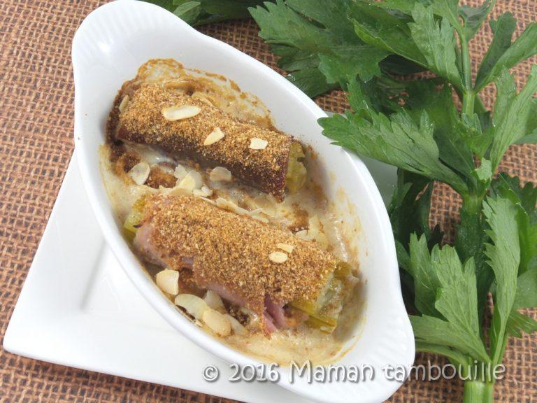 Read more about the article Céleri gratiné au jambon