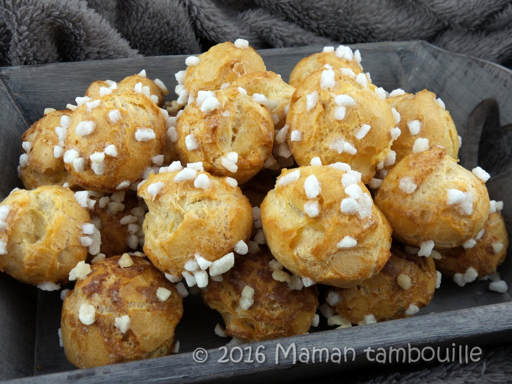 Read more about the article Chouquettes