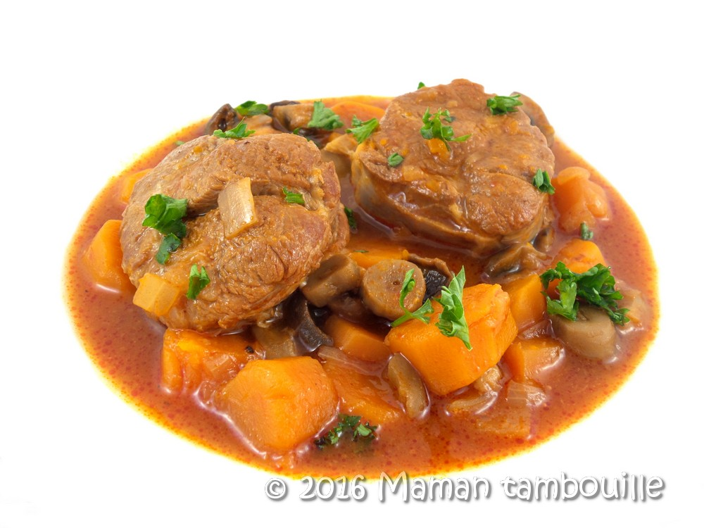 Osso buco express