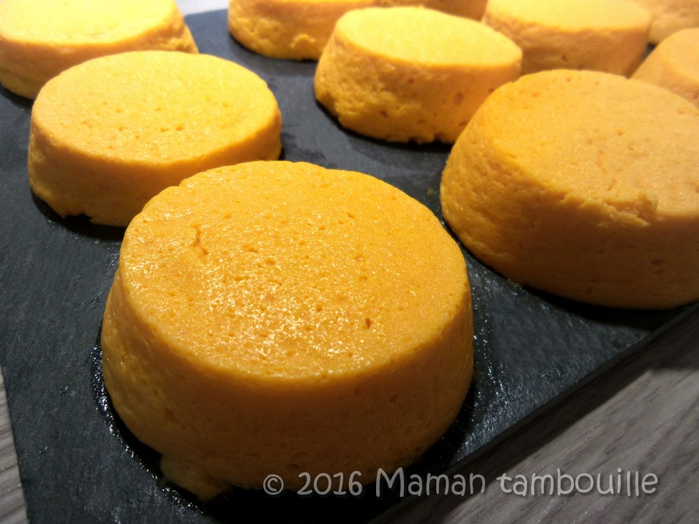 You are currently viewing Flan de carotte express