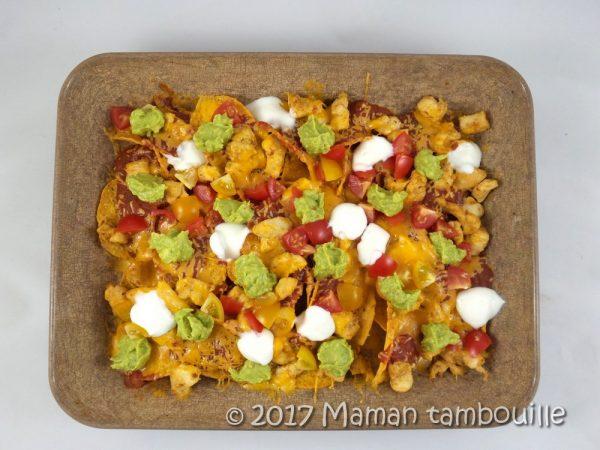 nachos gratinés15