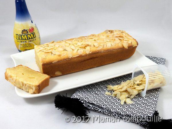 Gâteau aux petits suisses et citron