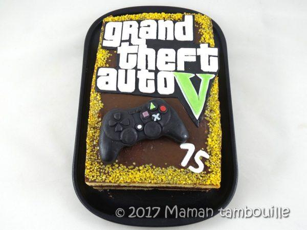 Napolitain d'anniversaire GTA V