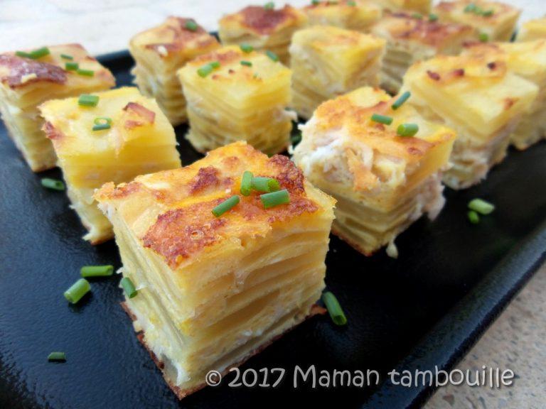 Read more about the article Tortilla de pomme de terre