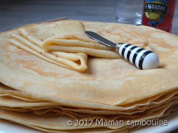 Crêpes express inratables