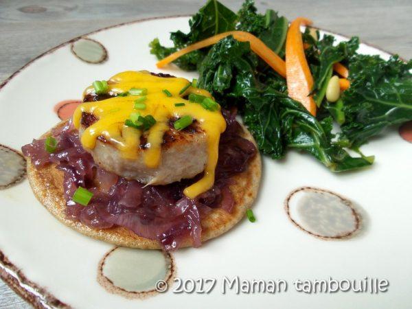 Pancake breton au porc