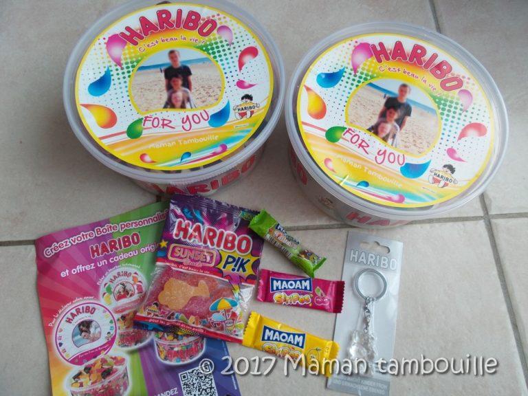 Concours Haribo, 5kgs de bonbons à gagner !  {partenariat}