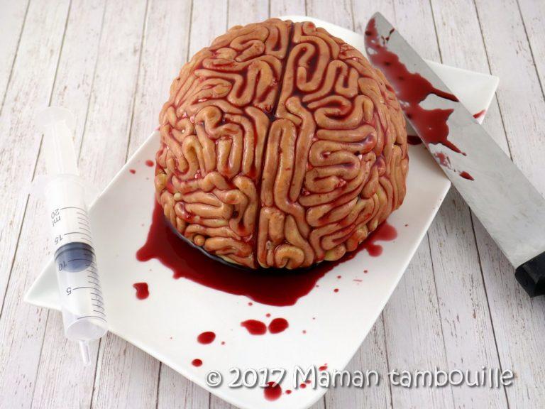 Cerveau façon forêt noire