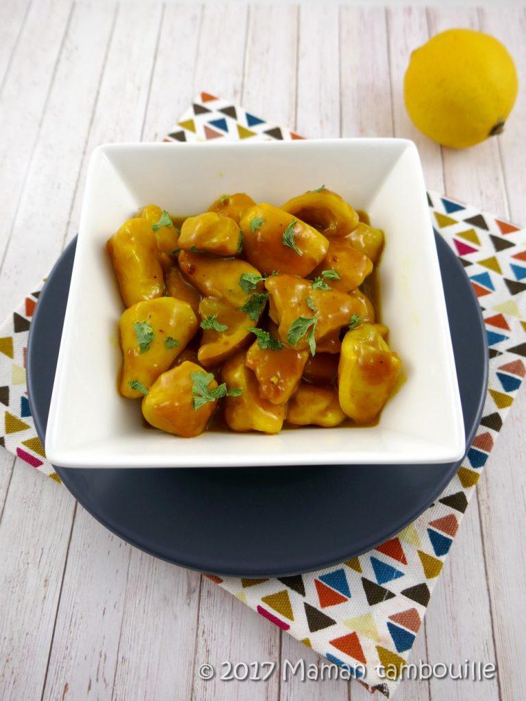 Read more about the article Poulet au citron