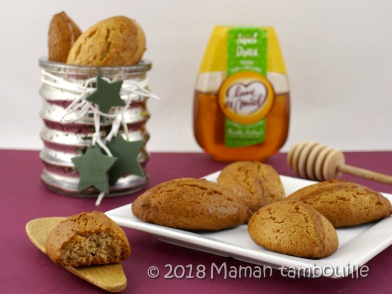 Read more about the article Biscuits au miel