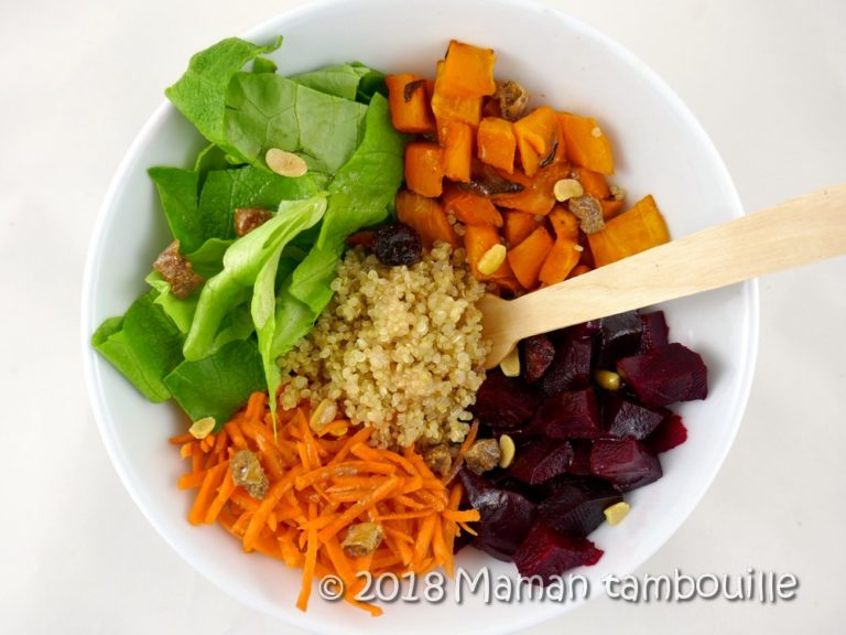 Read more about the article Salade d'hiver