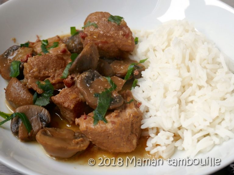 Read more about the article Sauté de porc au cidre