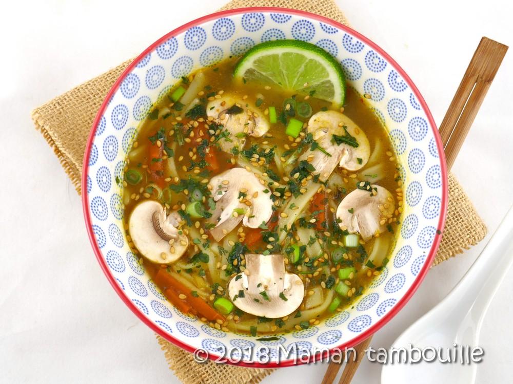 Bouillon thaï