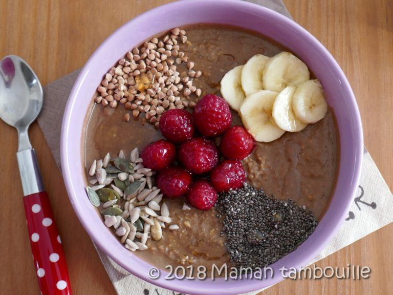 Read more about the article Smoothie bowl