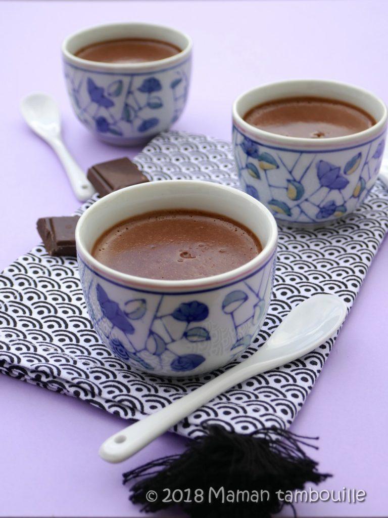 Read more about the article Crème au chocolat