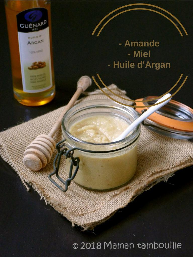 Read more about the article Amlou, la pâte à tartiner berbère