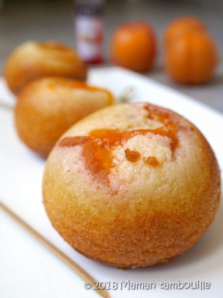 Boules à l'abricot