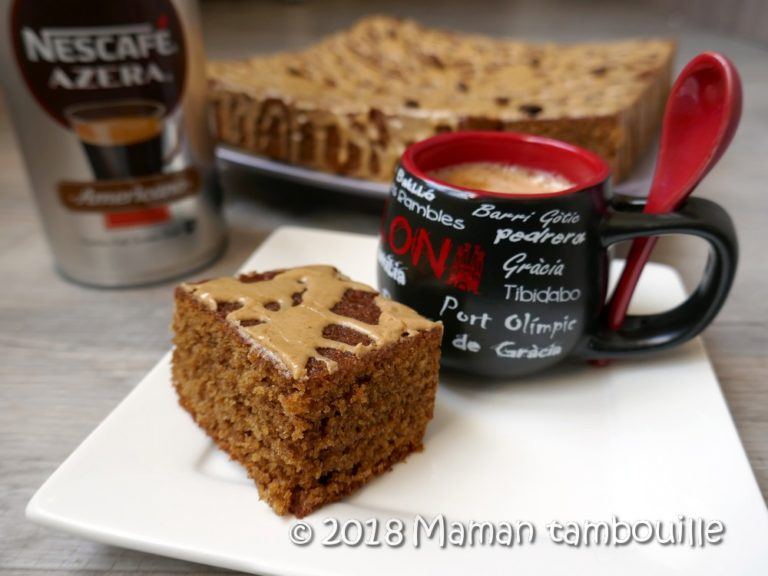 Read more about the article Expresso cake