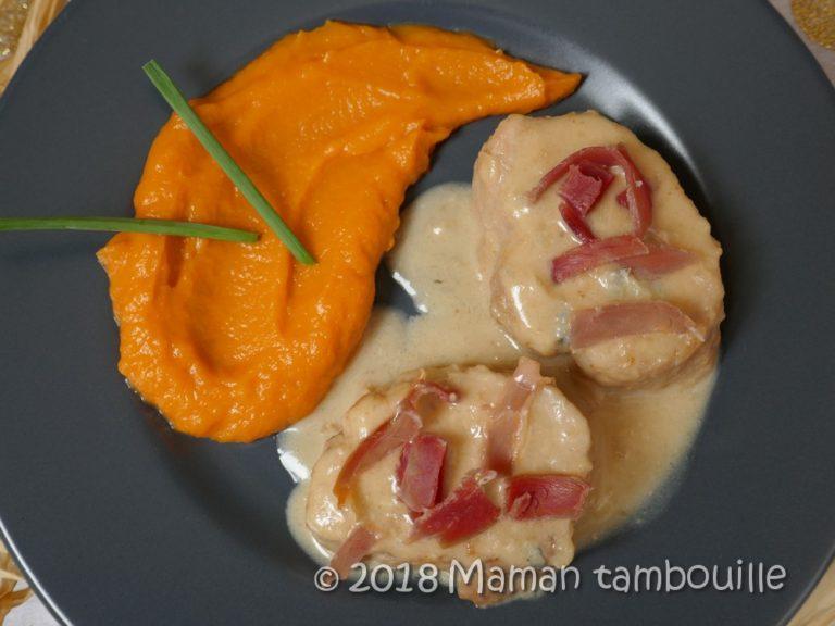 Read more about the article Filet mignon au gorgonzola {cookeo}