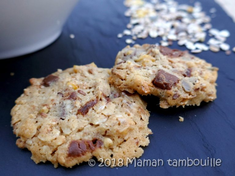 Read more about the article Biscuits muesli