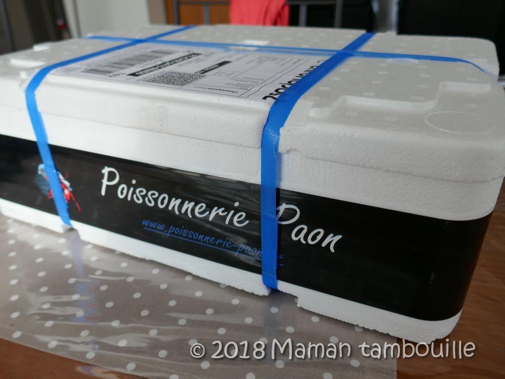 Poissonnerie Paon  {partenariat}