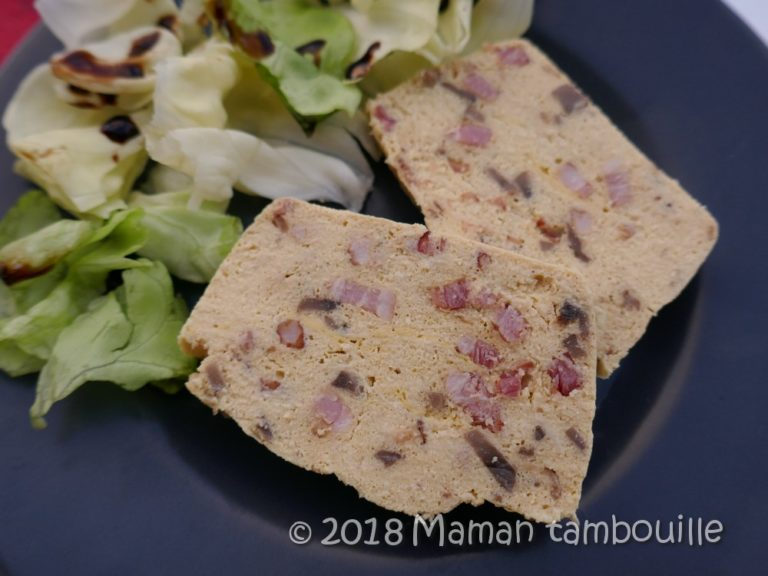 Read more about the article Terrine au poulet