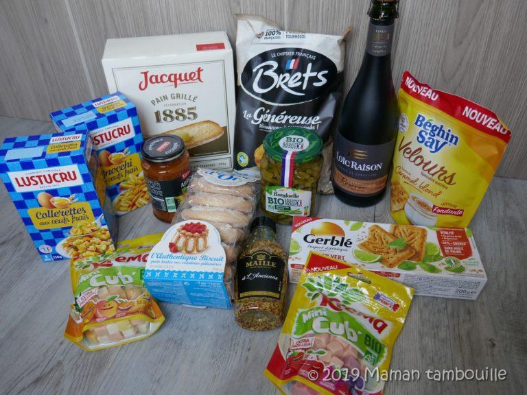Read more about the article Degusta Box Juillet 2019 {partenariat}