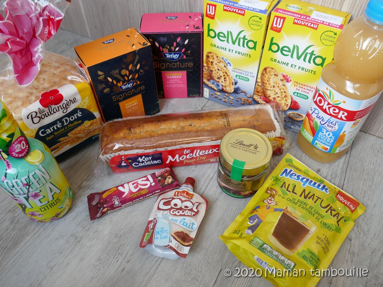Degusta Box Janvier {partenariat}