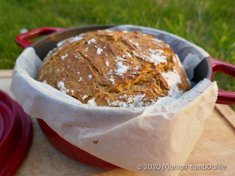 Read more about the article J'ai plus de levure pour faire mon pain mais je m'adapte !