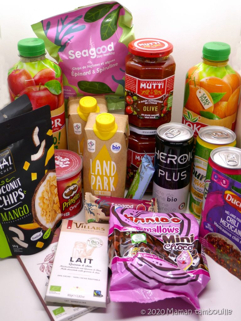 Read more about the article Degusta Box octobre 2020 {partenariat}