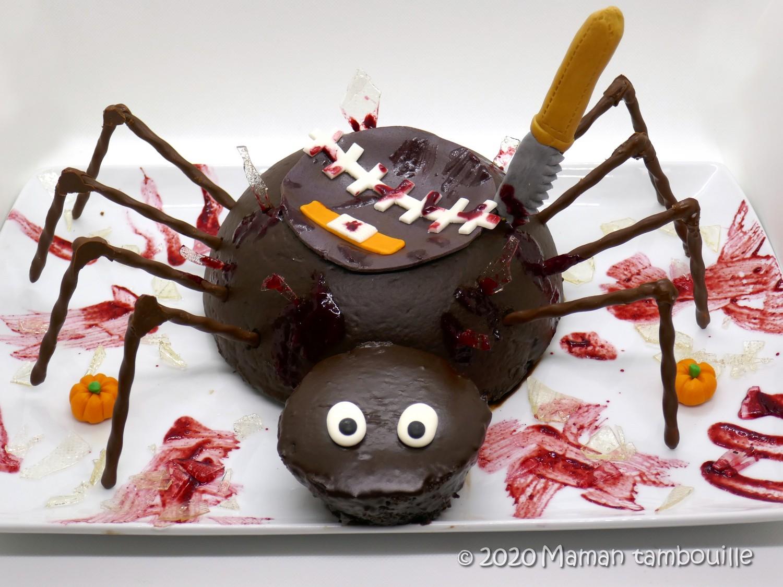 L'araignée Gipsy ne montera plus à la gouttière