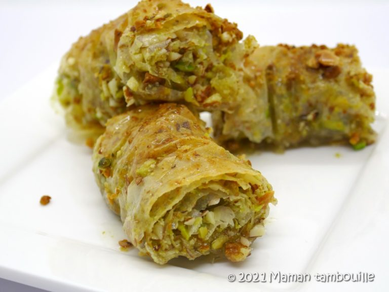 Read more about the article Baklavas