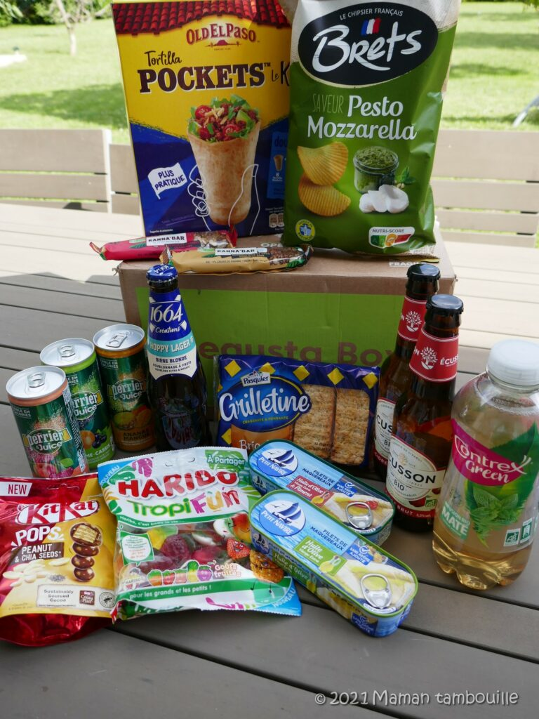Read more about the article Degusta Box mai 2021 {Partenariat}