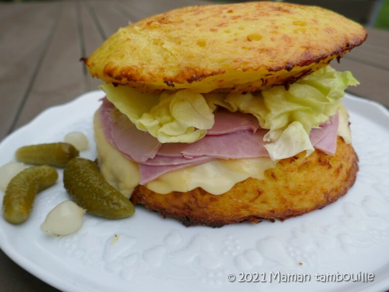 Read more about the article Maxi burger patate raclette